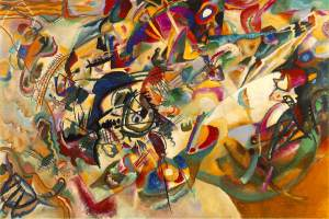 Kandinsky Composition 7