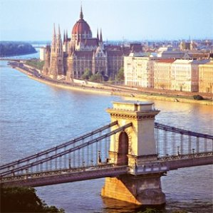 Budapest - River View
