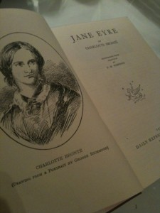 Jane Eyre, Hazell Watson & Viney Ltd, 1933 edition