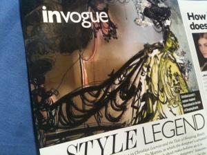 Vogue Fairytales, Harper Collins