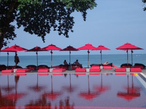 Pool at The Library, Koh Samui